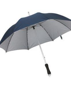 Billig blå paraply