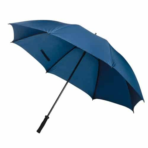 Køb paraply blå paraply 131 cm i diameter - Grand