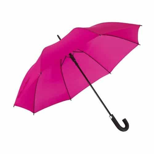 Pink paraply når du vil ses af andre på de grå dage - Luna