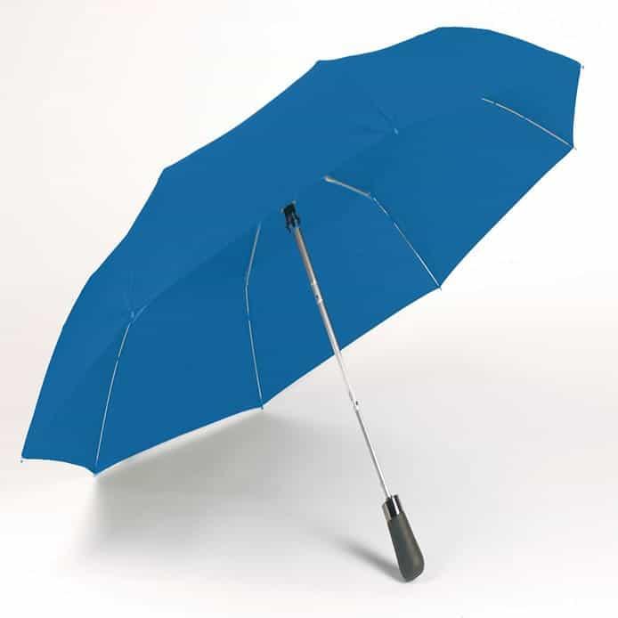 Automatisk taskeparaply - Blå storm paraply - Friend