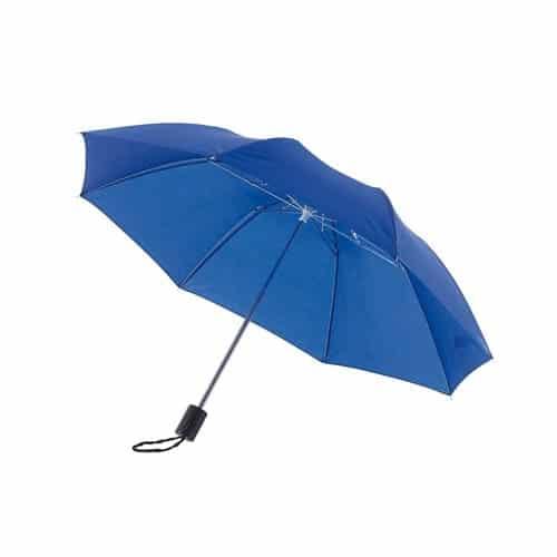 Blå taskeparaply en pris billig paraply blot 75 Kr - Prime