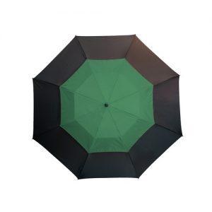 grøn golfparaply