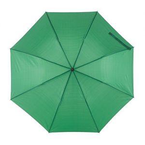 grøn taskeparaply