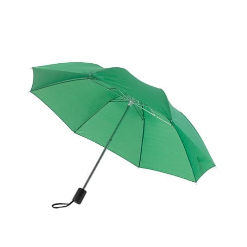 Grøn taskeparaply til blot 75 kr fragt fra Kr. 25 - Prime