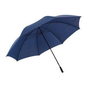 kæmpe paraply blå