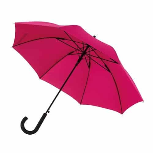 Paraply pink købes billigt automatisk paraply - Maggie