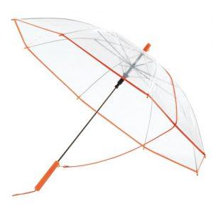 Paraply gennemsigtig