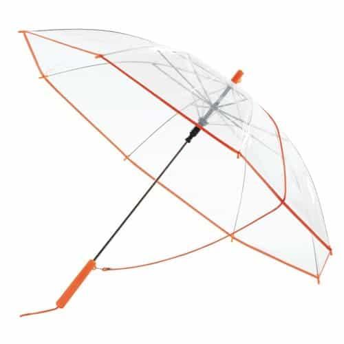 Paraply gennemsigtig Transparent paraply - Lucas