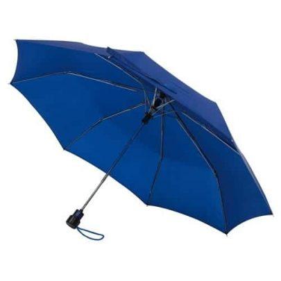 billig blå taskeparaply