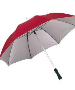 billig rød paraply