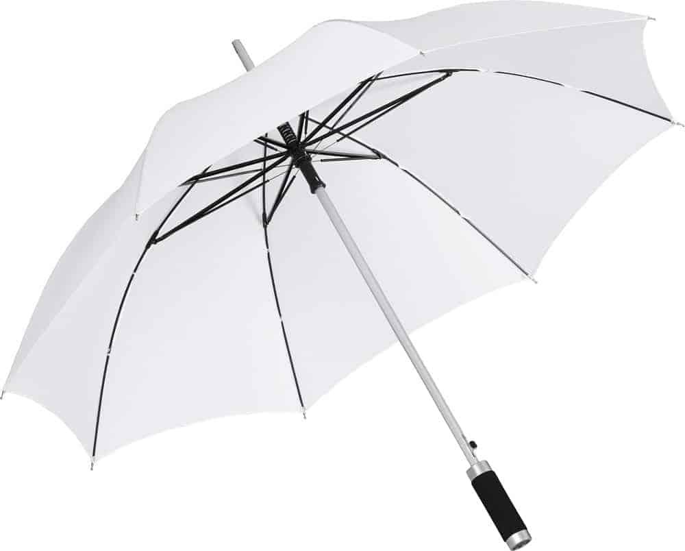 Find hvid paraply kun 139 kr diameter 105 cm - Philadelphia