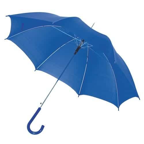 Den blå paraply med stor diameter på 103 cm - Disco