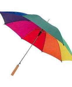 Regnbue paraply