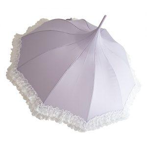 pagode lilla paraply