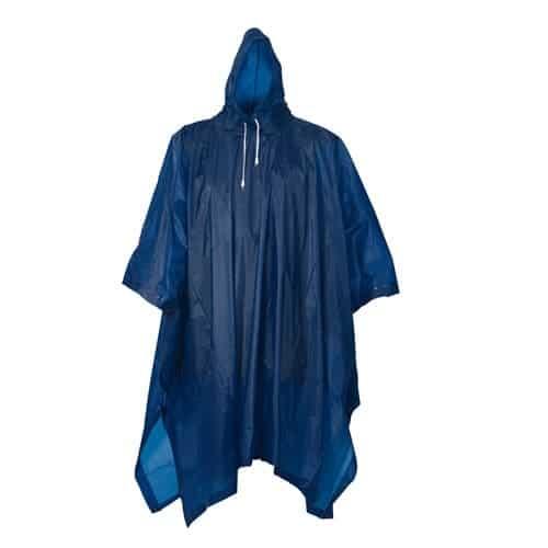 Regnslag poncho