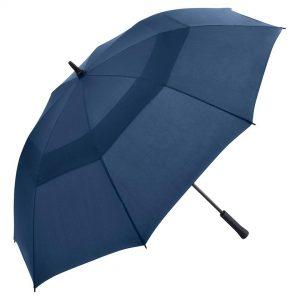 blå golf paraply Fare
