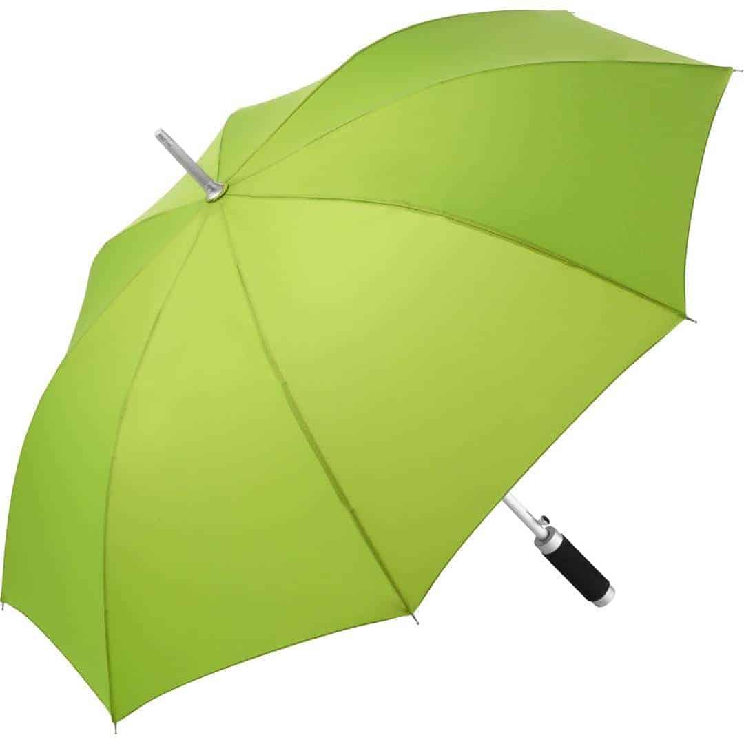 Lime grøn golf paraply til bagagerummet - Philadelphia