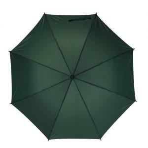Mørk grøn golfparaply