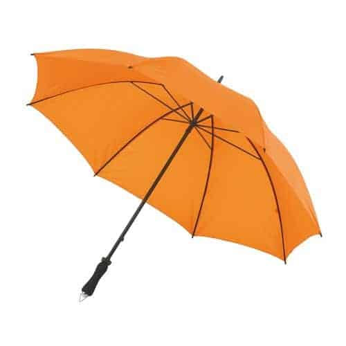 Orange golf paraply frit leveret til Posthus diameter 125 cm - Jeannett