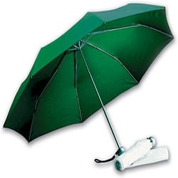 billig grøn taskeparaply