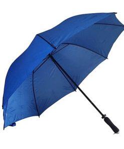 kongeblå golf paraply
