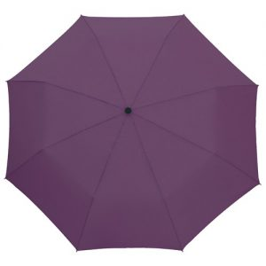 kompakt lilla paraply