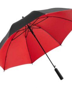 rød luksus paraply