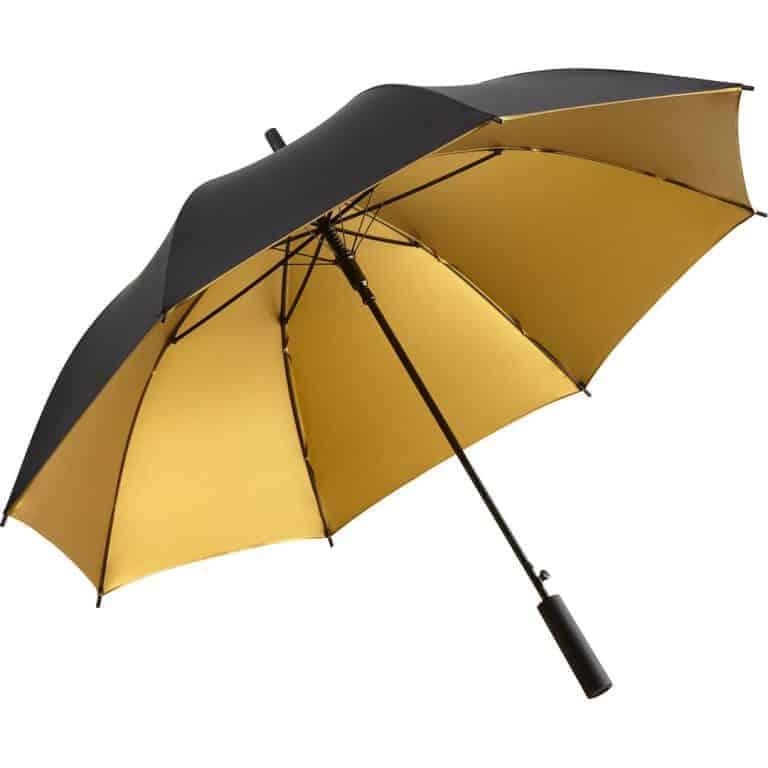 sort luksus paraply