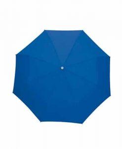 mørkeblå taskeparaply