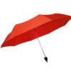 rød taske paraply