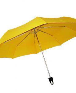 stor gul taskeparaply