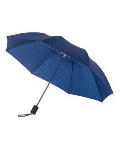 marine blå lille paraply