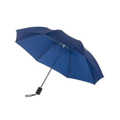 Billigst her marine blå lille paraply diameter 85 cm - Prime