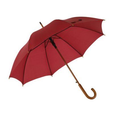 bordeaux rød paraply