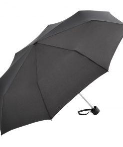 grå taskeparaply