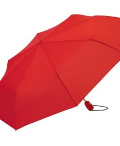 taskeparaply rød