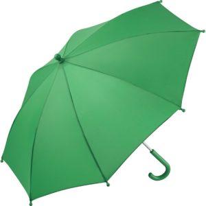 grøn børneparaply
