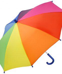 regnbue børneparaply