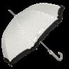 hvid bryllups paraply